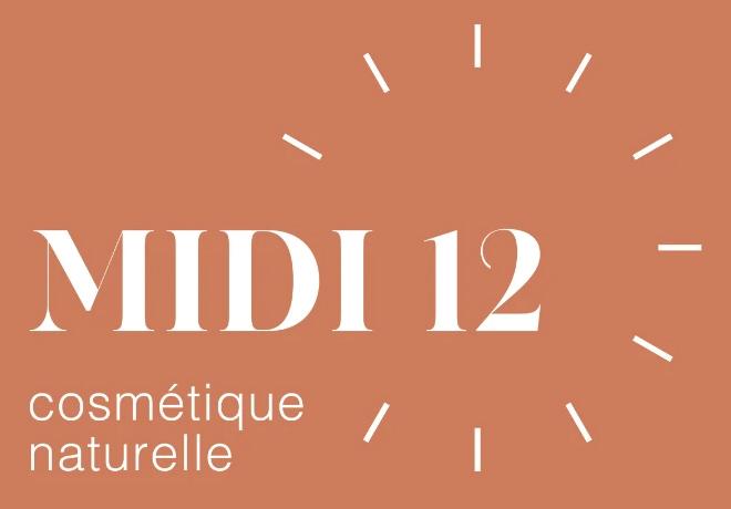 Logo Midi12 cosmétique naturelle